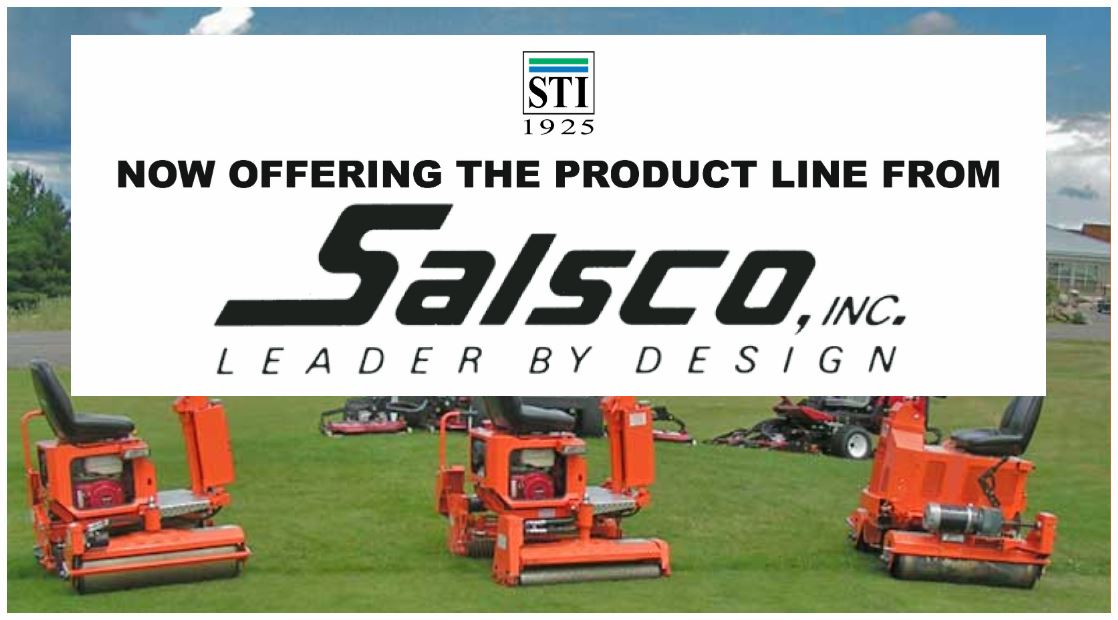 Home | Salsco Inc  - golf course maintenance equipment greens roller