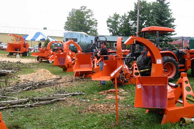 Product Manuals/Maintenance | Salsco Inc  - Chipper Greens