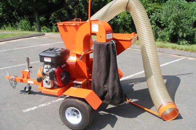 Model 616, Chipper Shredder Vacuum
