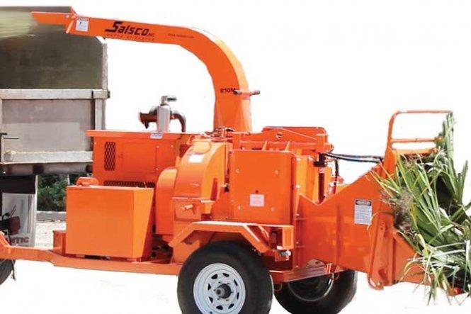 MODEL 810M CHIPPER