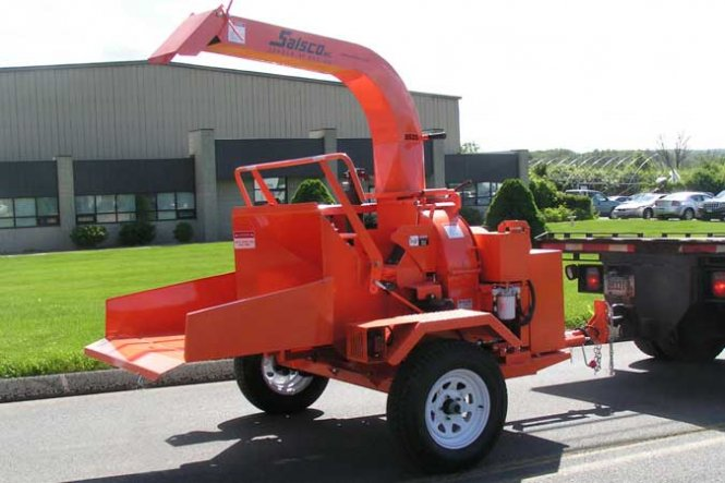 86 SERIES HYDRAULIC FEED CHIPPERS