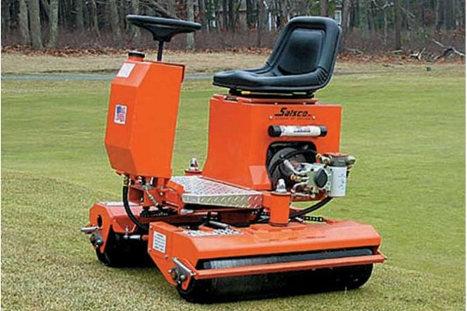 Greens Roller - Gas Powered Model 09065