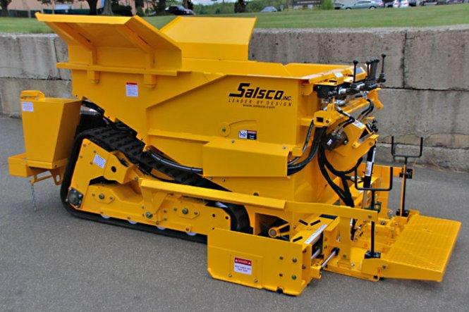 Mini-Asphalt Track Pavers, TP411 or TP44
