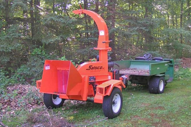 62 SERIES GRAVITY FEED CHIPPERS