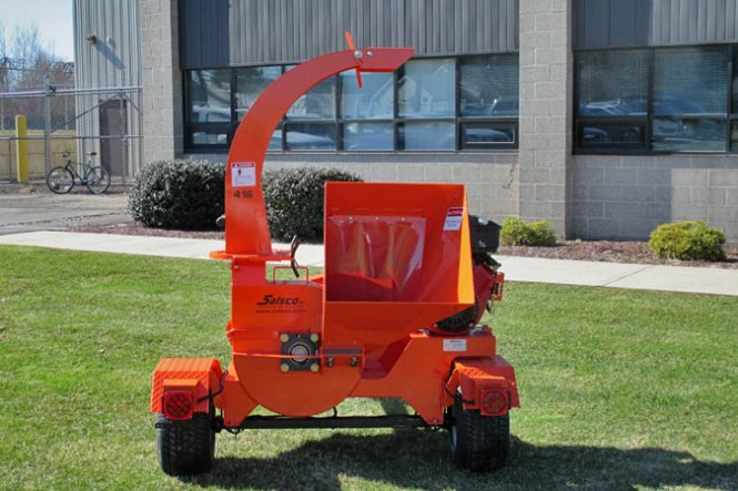 400 SERIES GRAVITY FEED CHIPPERS
