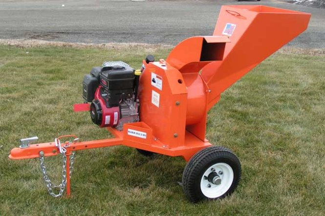 600 SERIES GRAVITY FEED CHIPPERS