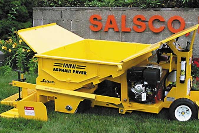 Side Dump Bucket Salsco Inc