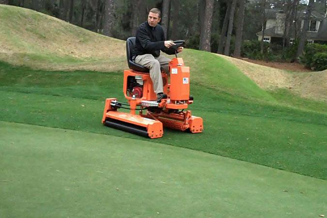 Golf Course Equipment Salsco Inc Rollers Roller Equipment